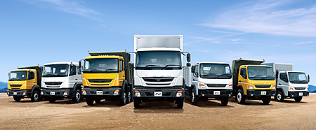 Fuso Fuso Strategic Truck For Export To Asia And Africa