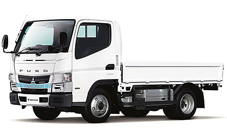 Mitsubishi light truck