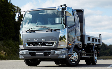 Fuso Fuso At The Tokyo Motor Show 2013 Building Together